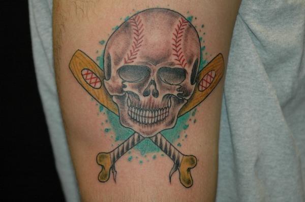 baseballskull
